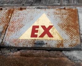Trappe à Ex