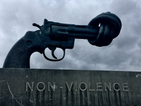 Violence for Non-Violence